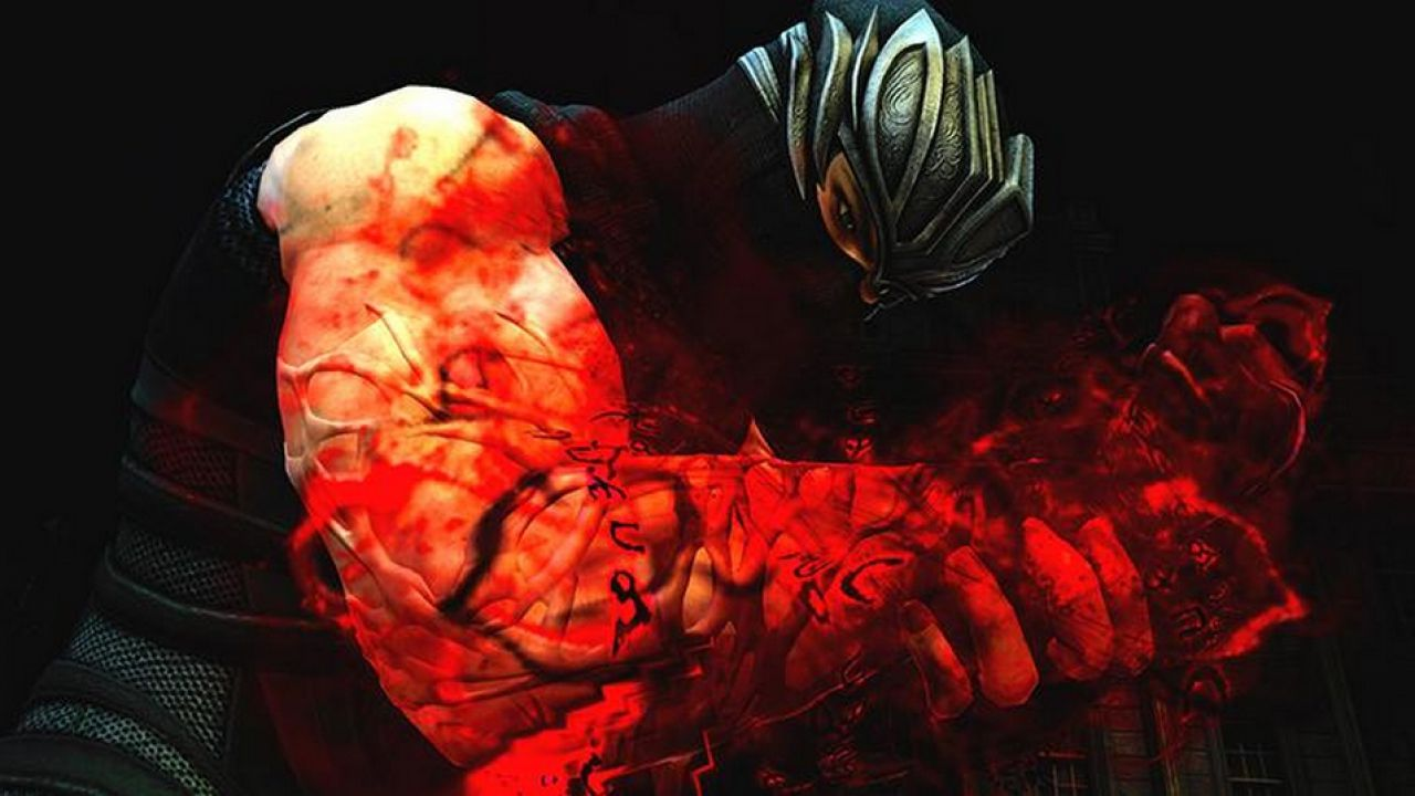 hands on Ninja Gaiden 3