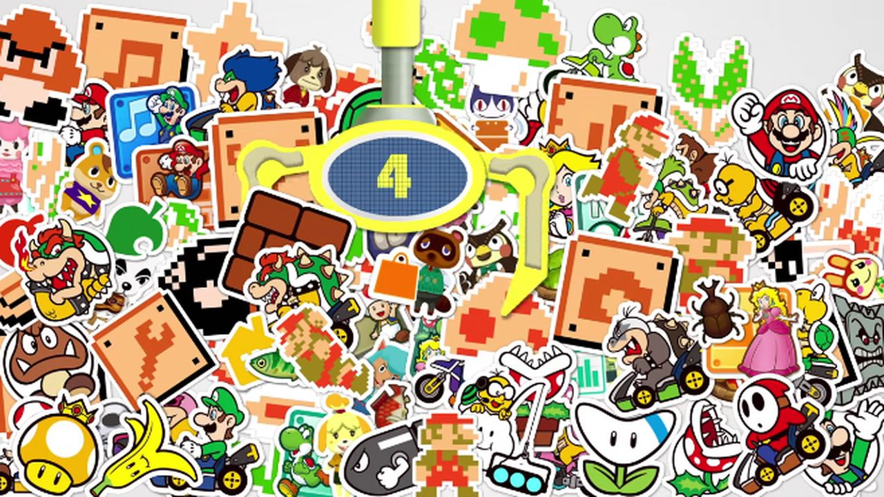 provato Nintendo Badge Arcade