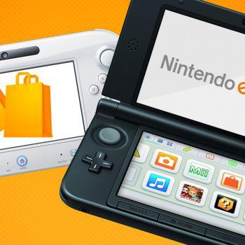 Nintendo e-Shop Update