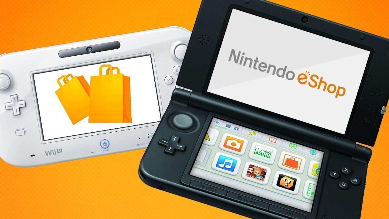 Nintendo Eshop Nuovi Giochi E Aggiornamenti Del 1