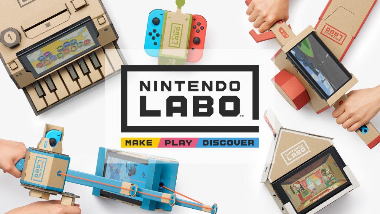 guida Nintendo Labo: come programmare una riproduzione musicale nel Toy-Con Garage