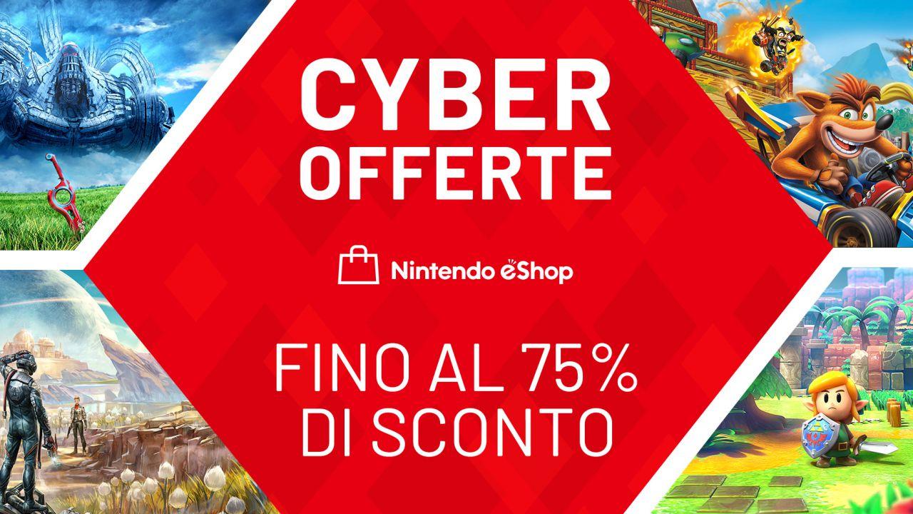 speciale Nintendo Switch: 5 giochi da recuperare con gli sconti del Black Friday