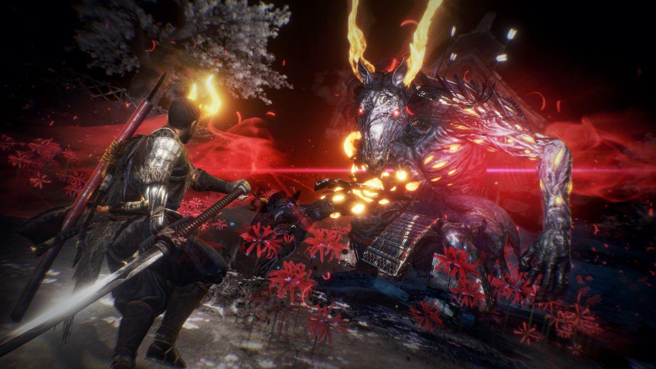 Nioh 2: provata l'Open Beta per PS4, anche gli Yokai possono piangere