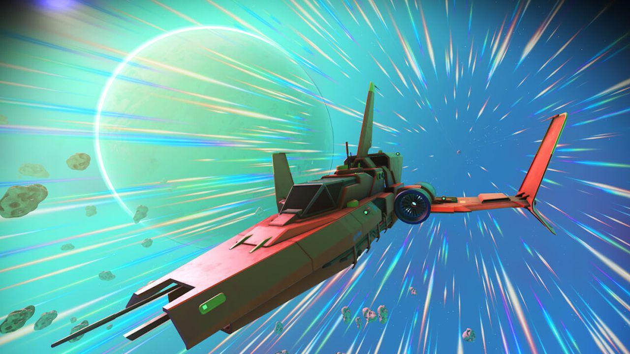 No Man's Sky Next: memorie di un esploratore spaziale
