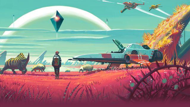 No Man's Sky: tutte le novità dell'aggiornamento Atlas Rises
