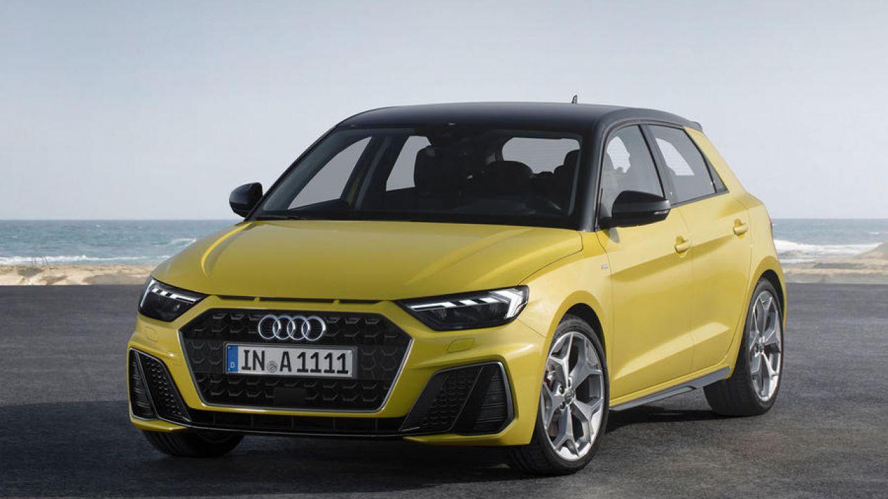 Nuova Audi A1 2018: più grande, più tecnologica e addio ai motori diesel