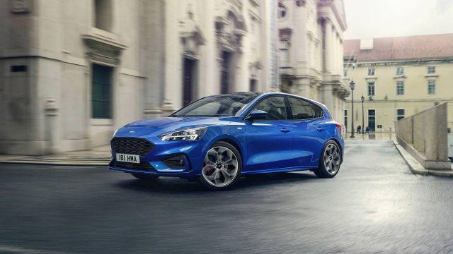 Nuova Ford Focus 2018: il sistema Co-Pilot360 alla prova all'autodromo di Modena