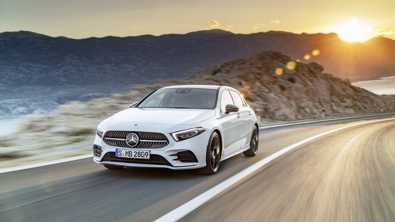 speciale Nuova Mercedes Classe A: un vero concentrato di tecnologia