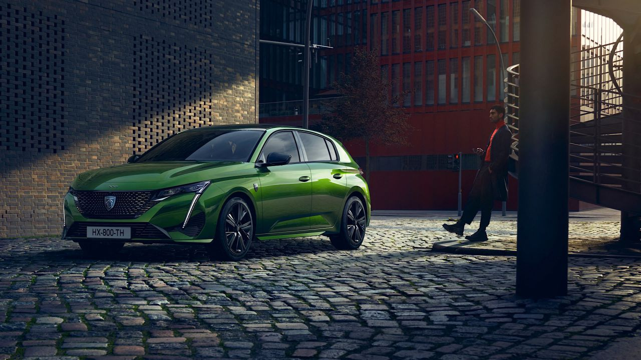 Nuova Peugeot 308 2021, anche Plug-in Hybrid con 60 km di autonomia