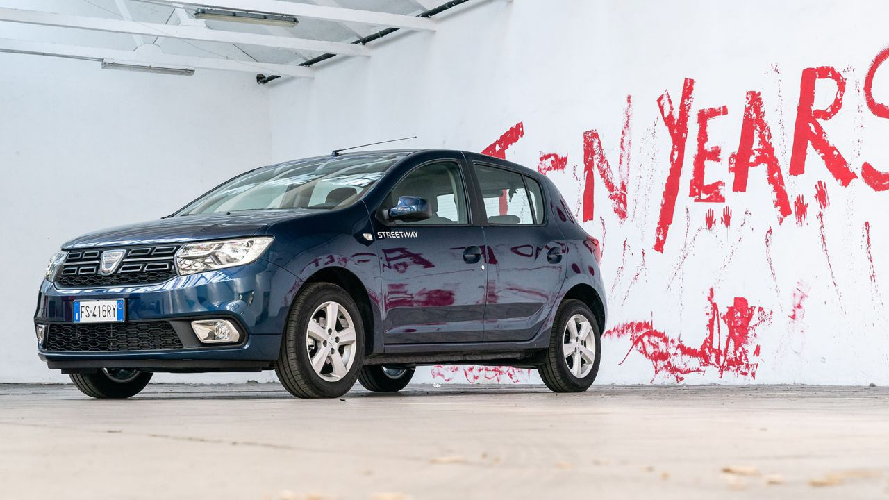 speciale Nuovi Sandero Stepway e Streetway: scopriamo in dettaglio i crossover Dacia