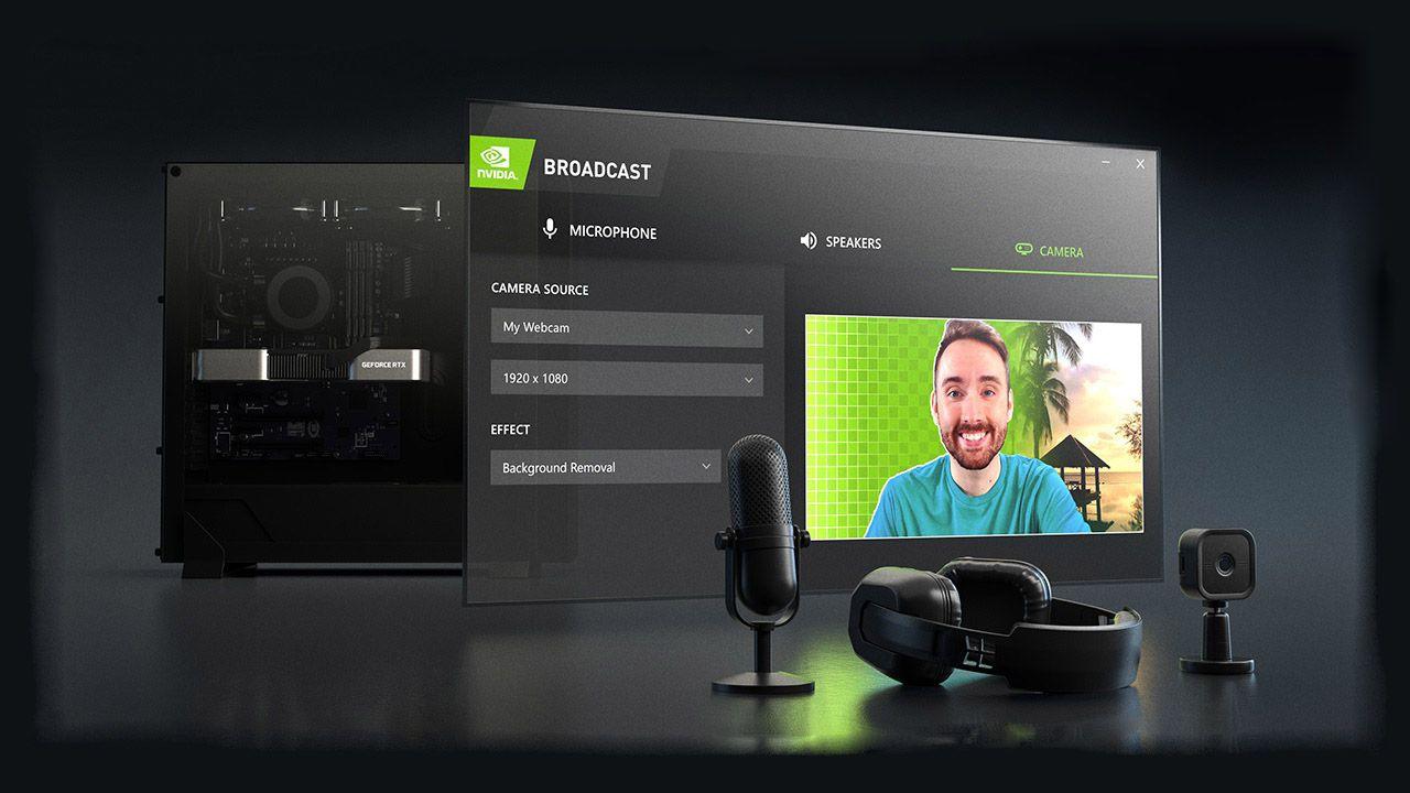 speciale NVIDIA Broadcast, quando l'IA semplifica la vita di streamer e gamer