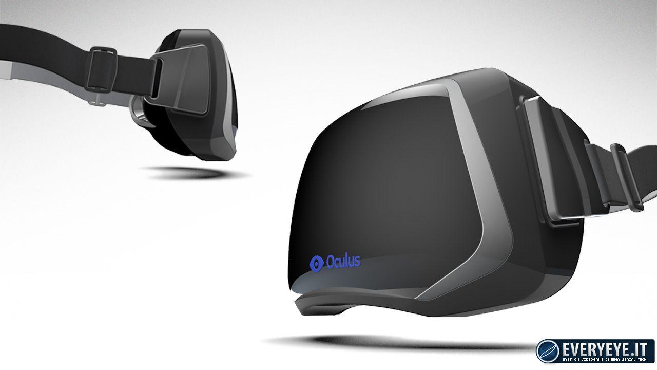 hands on Oculus Rift 2.0