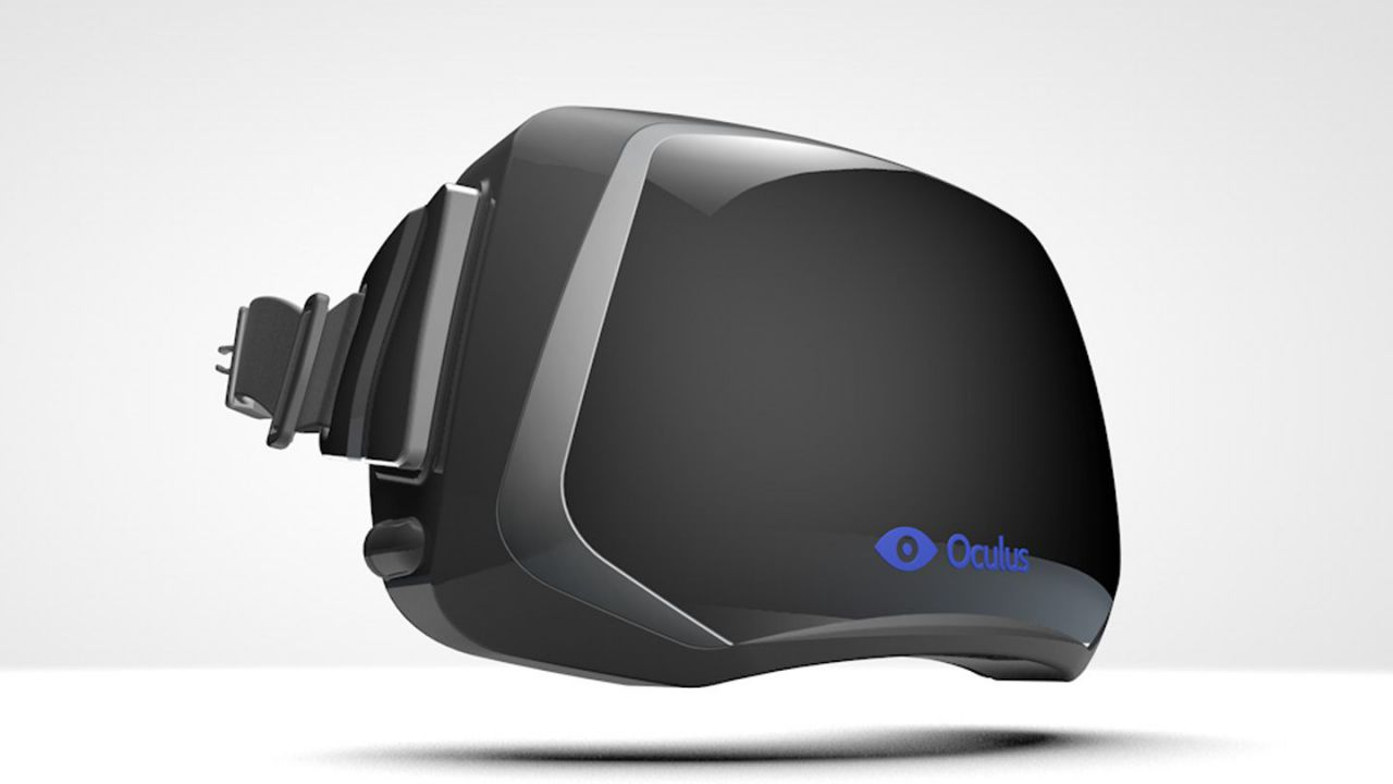 anteprima Oculus Rift