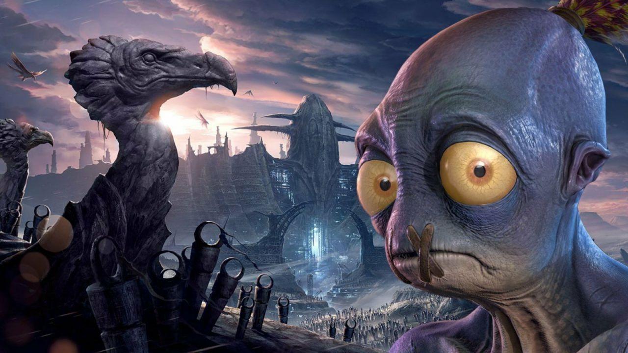 provato Oddworld Soulstorm: salviamo i Mudokon in compagnia di Abe