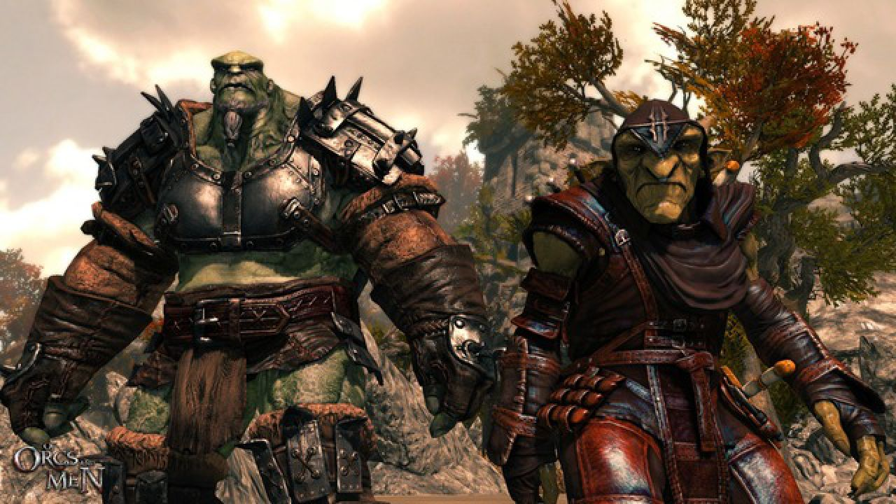 anteprima Of Orcs and Men