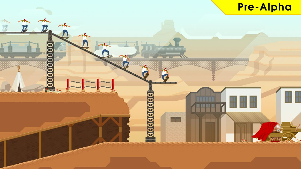 recensione OlliOlli 2: Welcome to Olliwood
