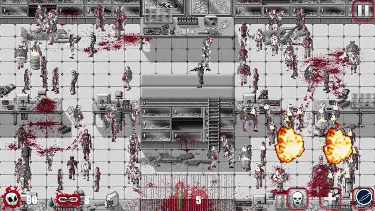 recensione OMG HD Zombies