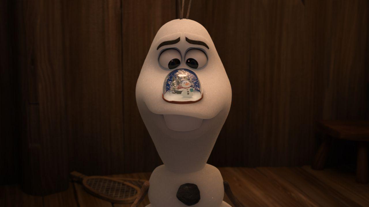 Once Upon a Snowman, la recensione: le origini di Olaf su Disney+