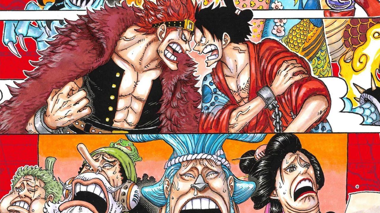recensione ONE PIECE 92 Recensione: Rufy contro Kaido