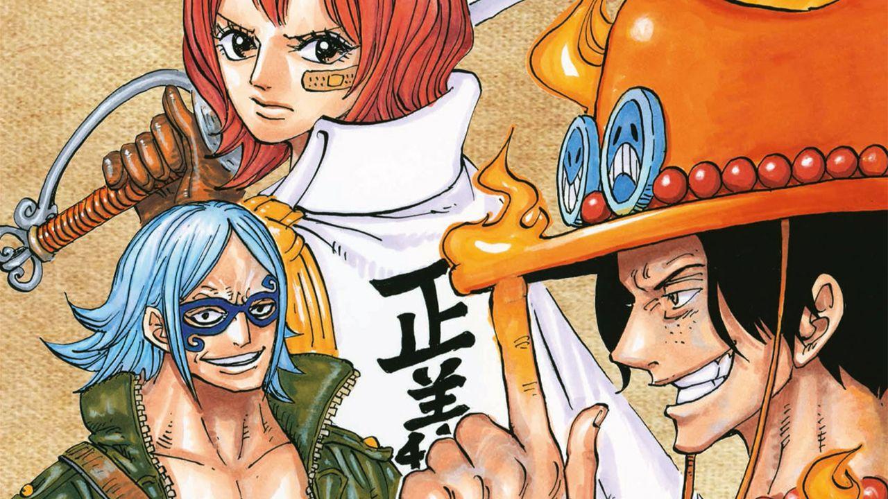 speciale ONE PIECE Novel A: il romanzo su Ace in arrivo con Star Comics