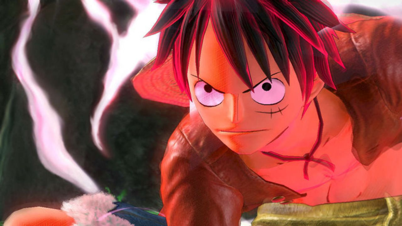 hands on One Piece Pirate Warriors