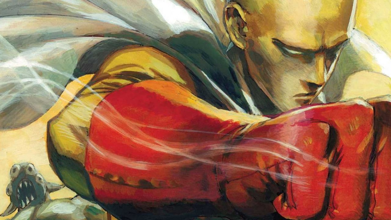 One-Punch Man, il manga onnipotente di ONE e Yusuke Murata