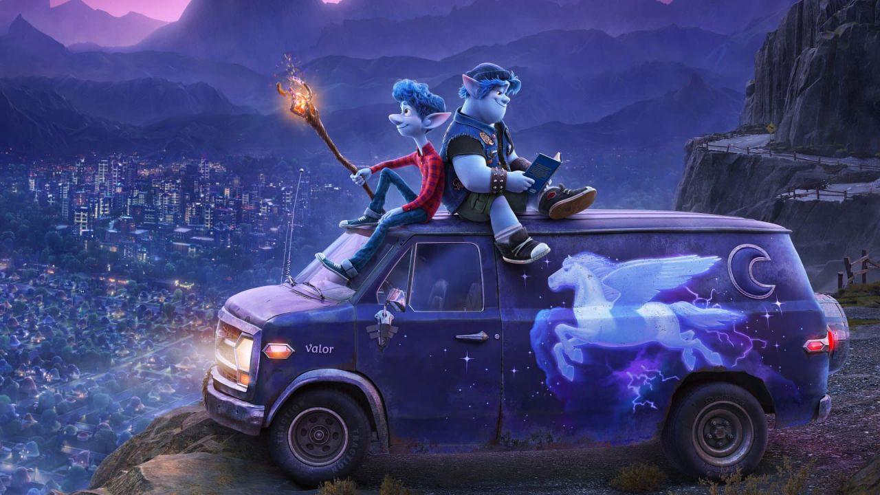 Onward - Oltre la magia, la recensione del nuovo film Pixar