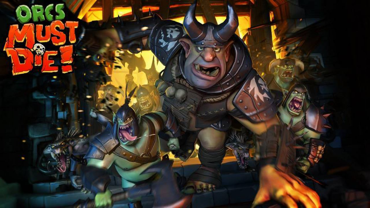 hands on Orcs Must Die!