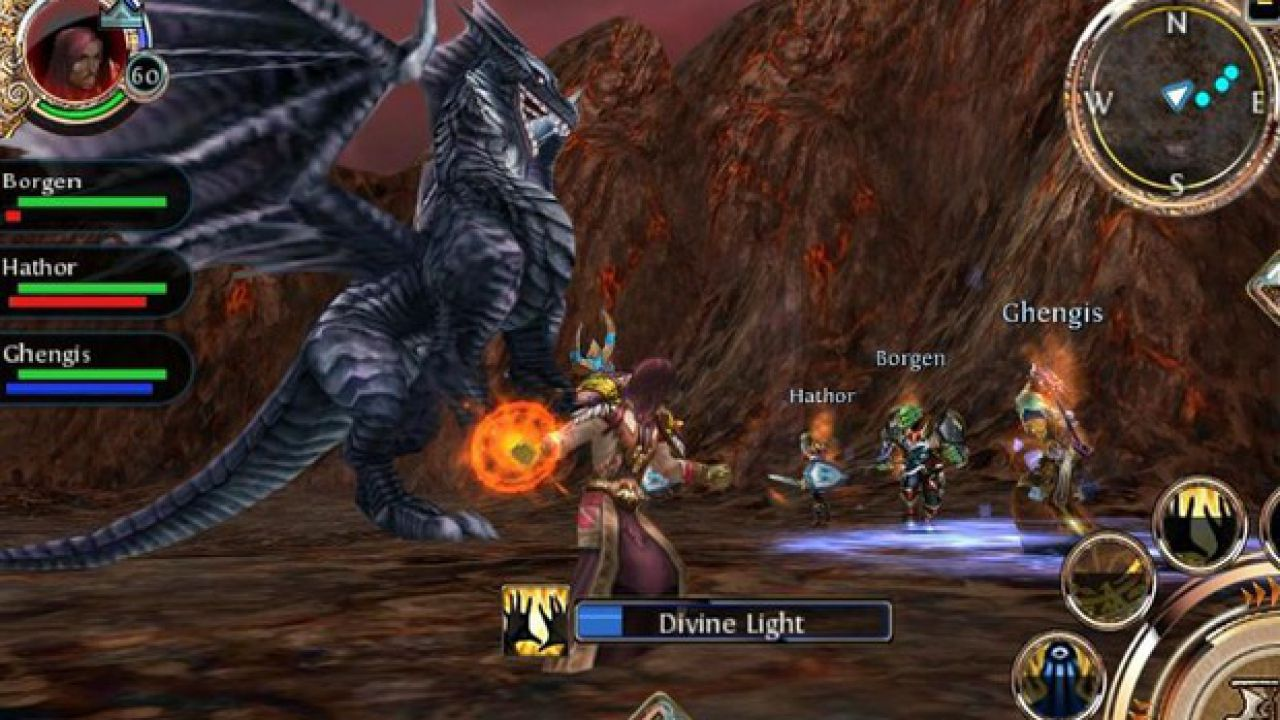 recensione Order & Chaos Online