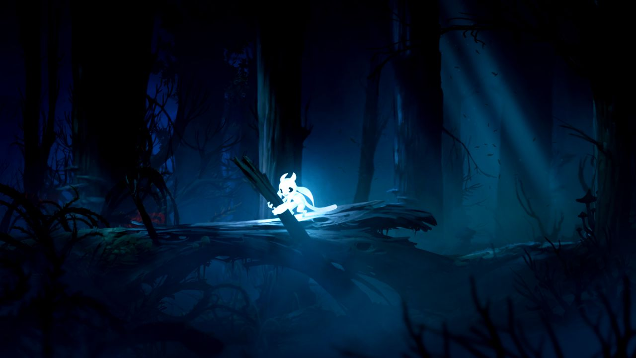 hands on Ori and the Blind Forest