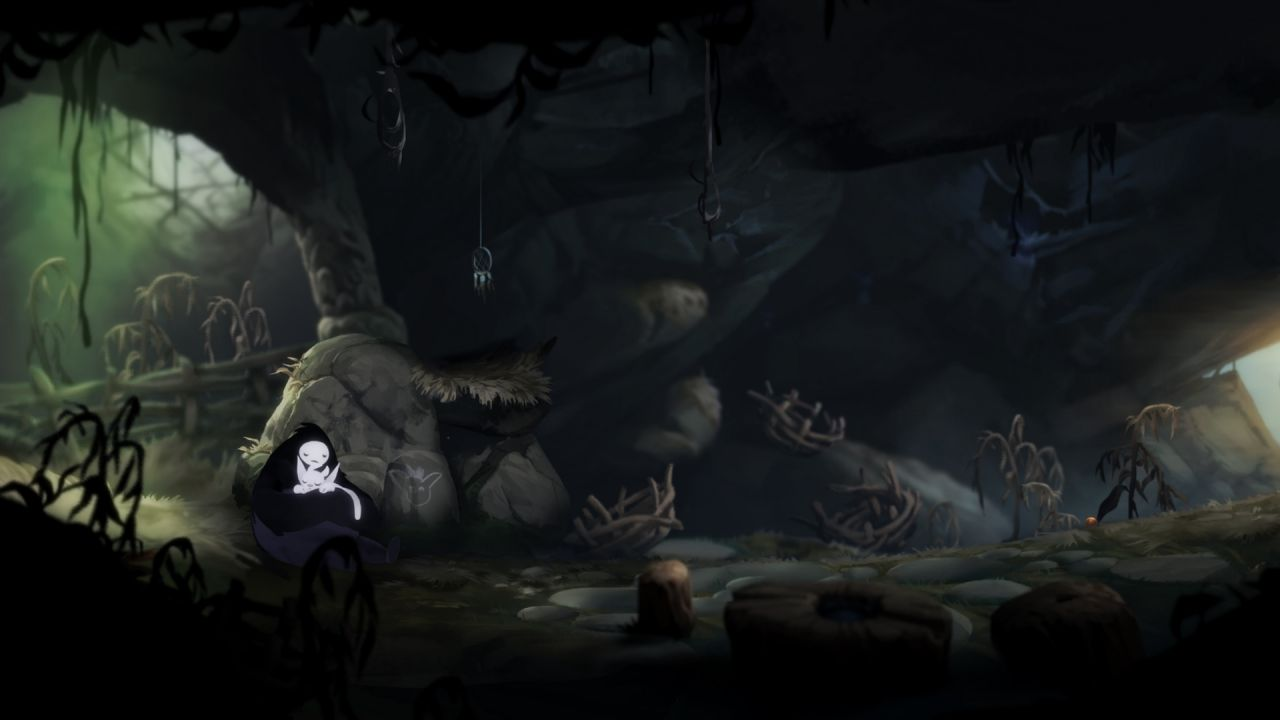 provato Ori and the Blind Forest