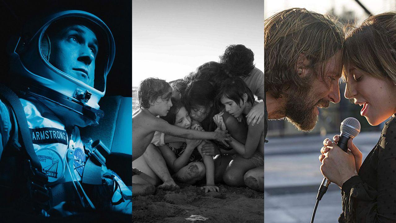 Oscar 2019: i favoriti per la statuetta al miglior film