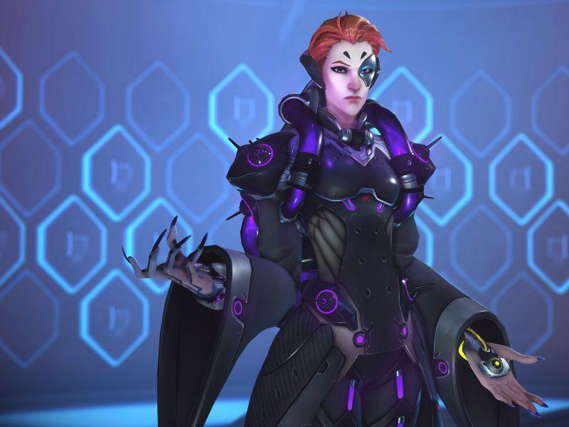 Overwatch: L'Antro degli Eroi, alla scoperta di Moira