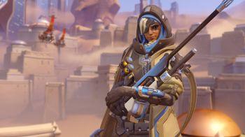 Overwatch: L'Antro degli Eroi - Ana Amari