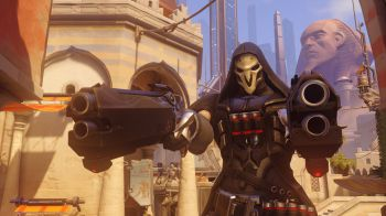 Overwatch - L'Antro degli Eroi: Reaper