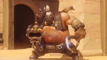 Overwatch - L'Antro degli Eroi: Roadhog