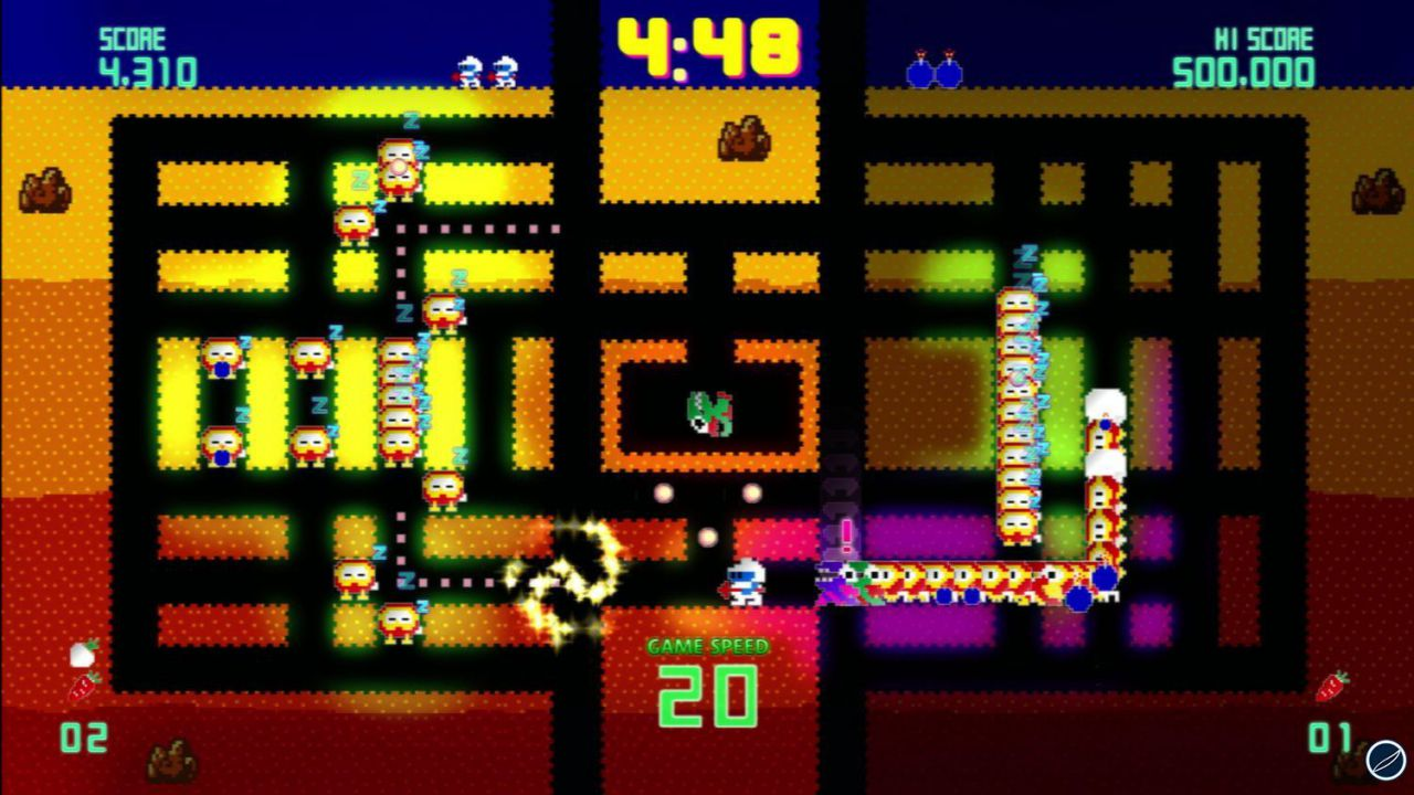 recensione Pac-Man Championship Edition DX+