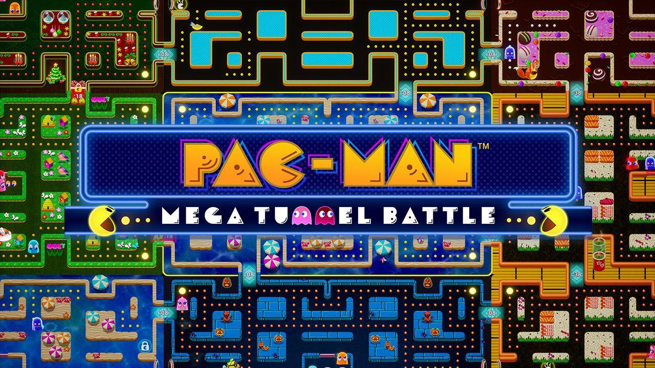 Pac-Man Mega Tunnel Battle Recensione: un battle royale per Google Stadia