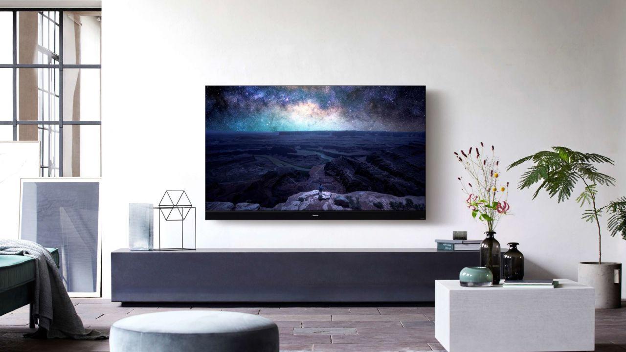speciale Panasonic HZ2000: ecco il televisore OLED dei record