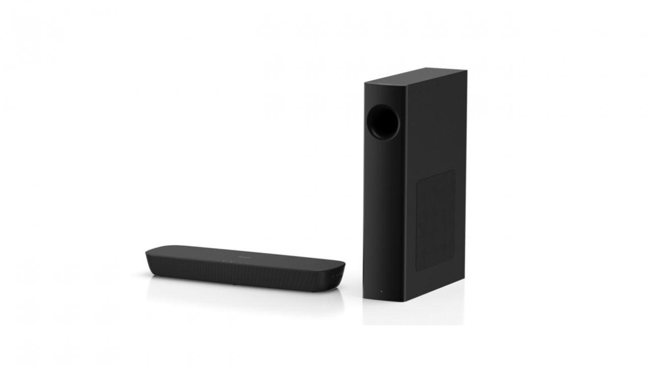 recensione Panasonic SC-HTB250: la prova della soundbar compatta