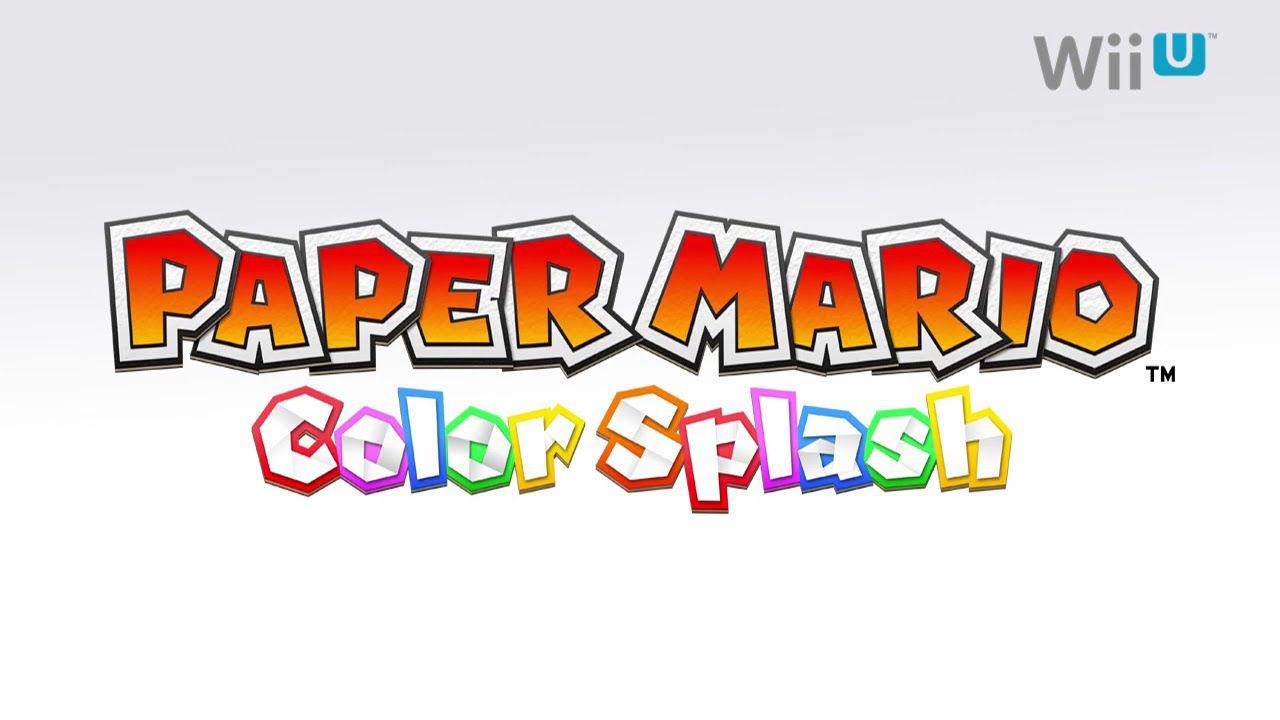 provato Paper Mario Color Splash