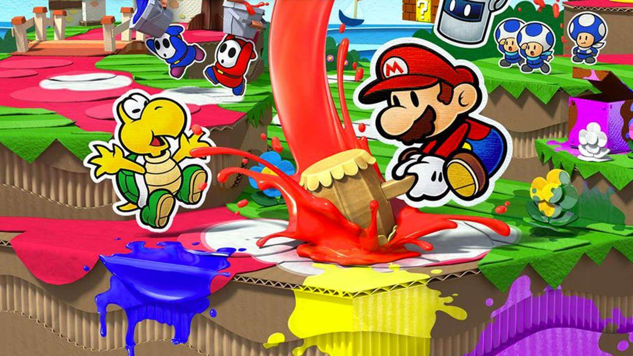 recensione Paper Mario Color Splash