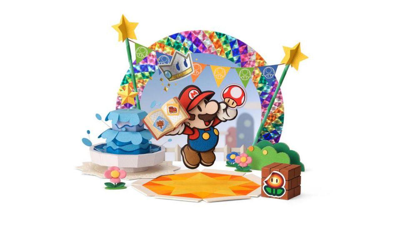 recensione Paper Mario: Sticker Star