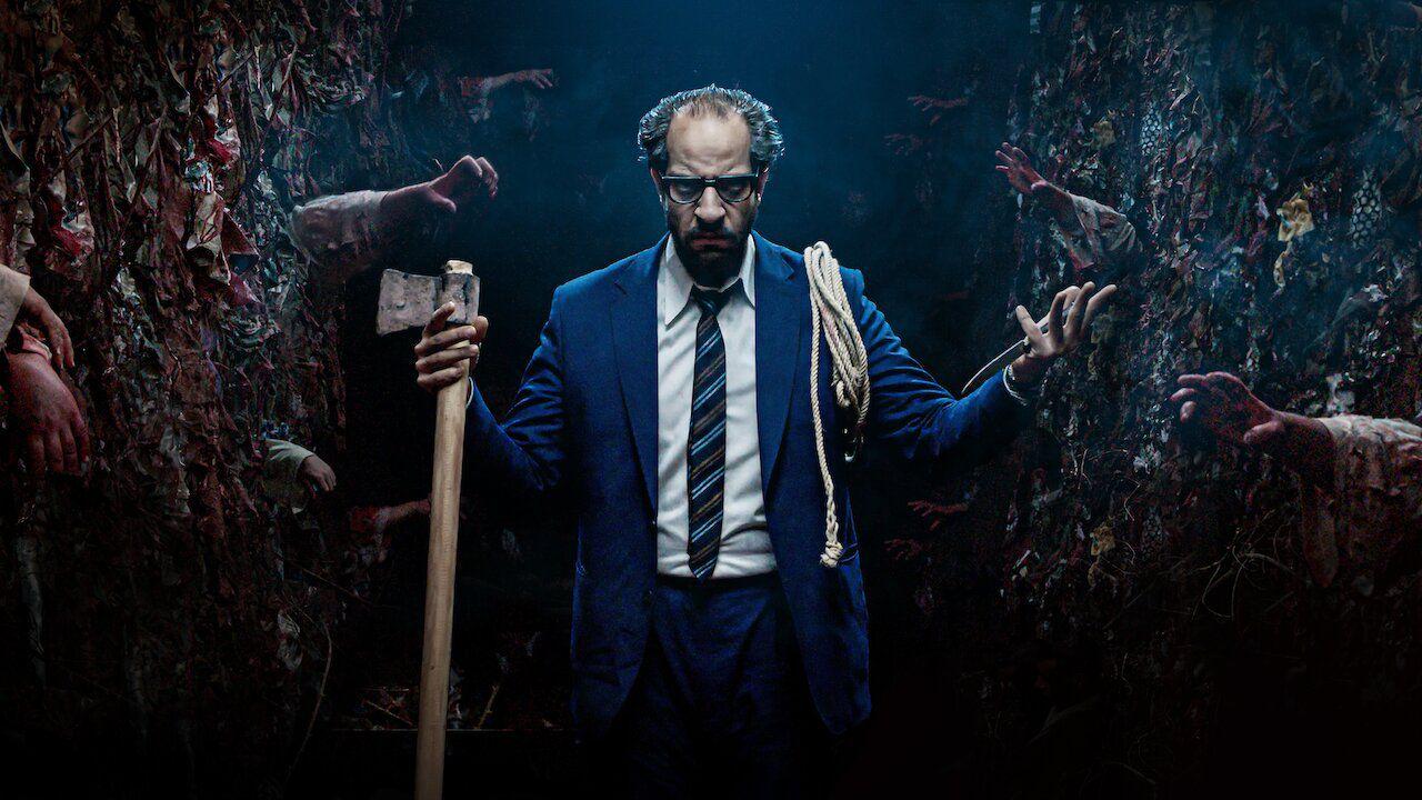 recensione Paranormal recensione: la nuova serie horror egiziana di Netflix