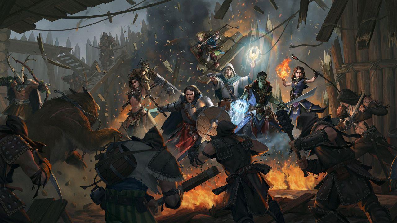 recensione Pathfinder Kingmaker Definitive Edition: la recensione della versione PS4