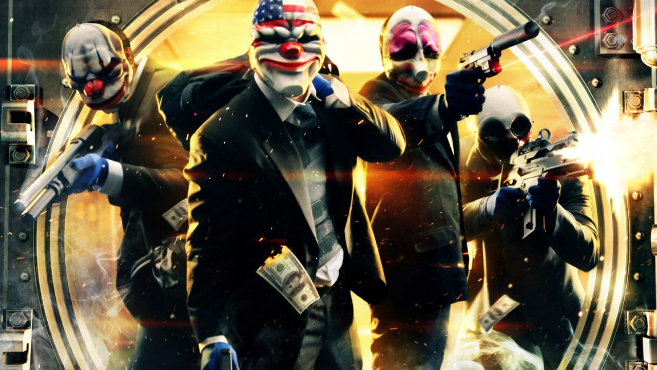 provato Payday 2 Crimewave Edition