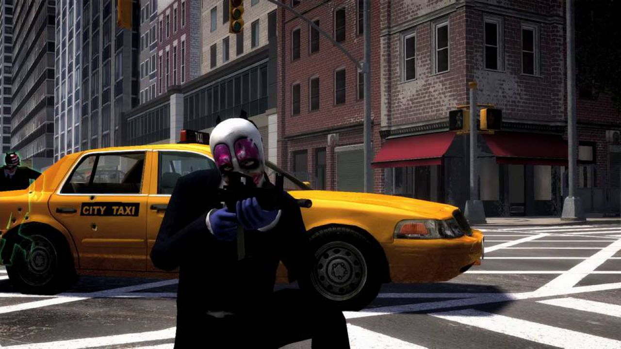 recensione Payday: The Heist