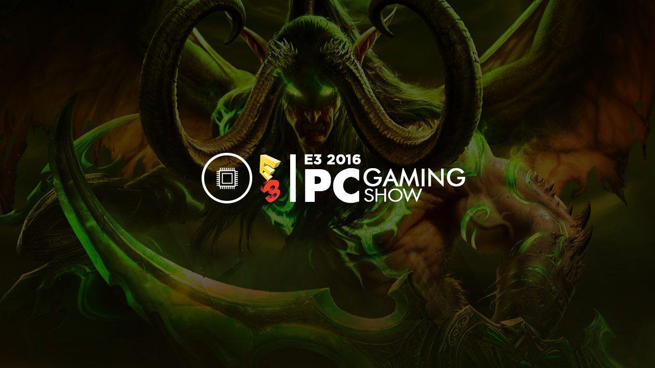 speciale PC Gaming Show - Conferenza E3 2016