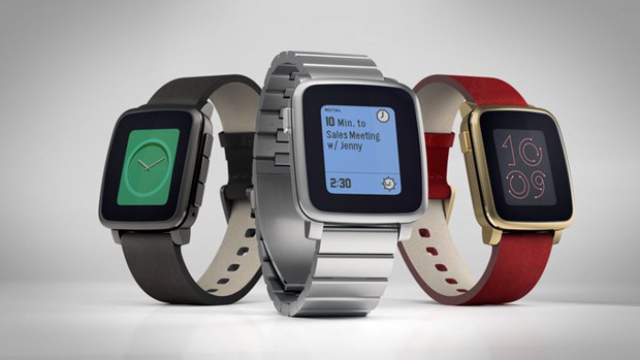 anteprima Pebble Time e Time Steel