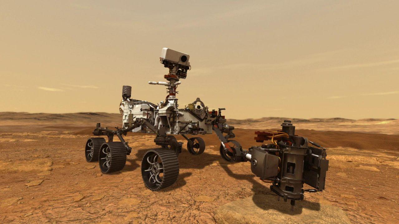 speciale Perseverance: il rover marziano più stupefacente di sempre